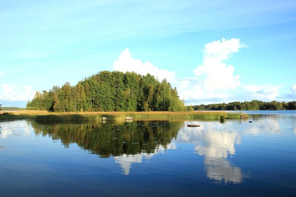 Finlande, la région de Häme