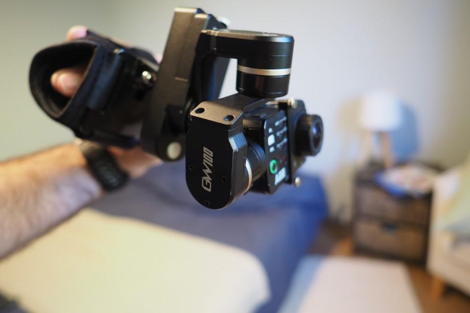 stabilisateurs feiyu smartphone et action cam the good troll. Black Bedroom Furniture Sets. Home Design Ideas
