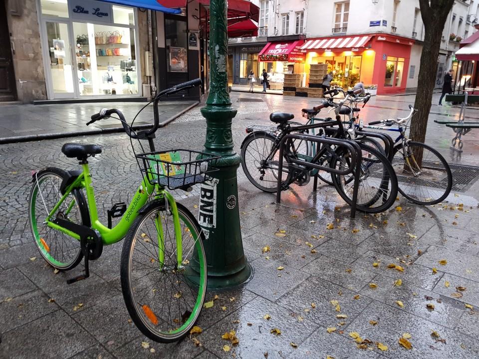 Gobee.bike Paris