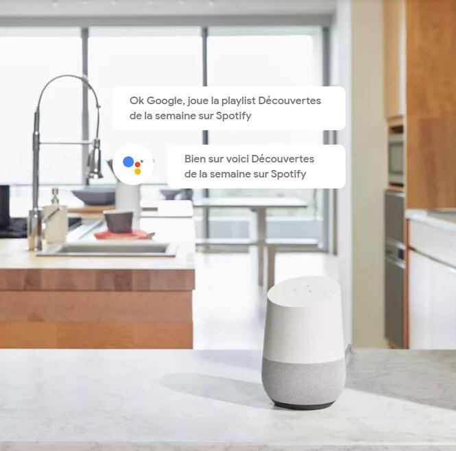 Comment Se Servir De Google Home Mini