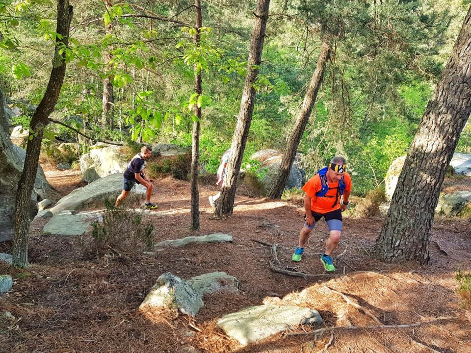 trail bleau