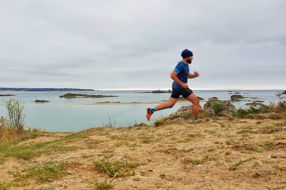 Running Saint-jacut GR34