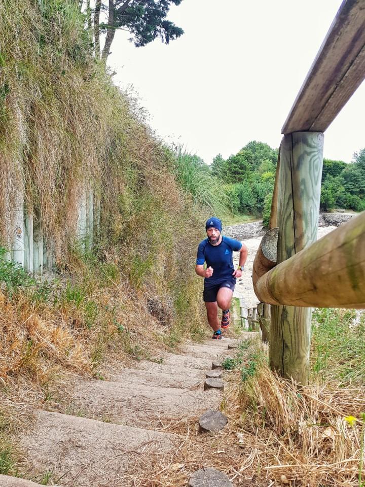 Running Trail GR34