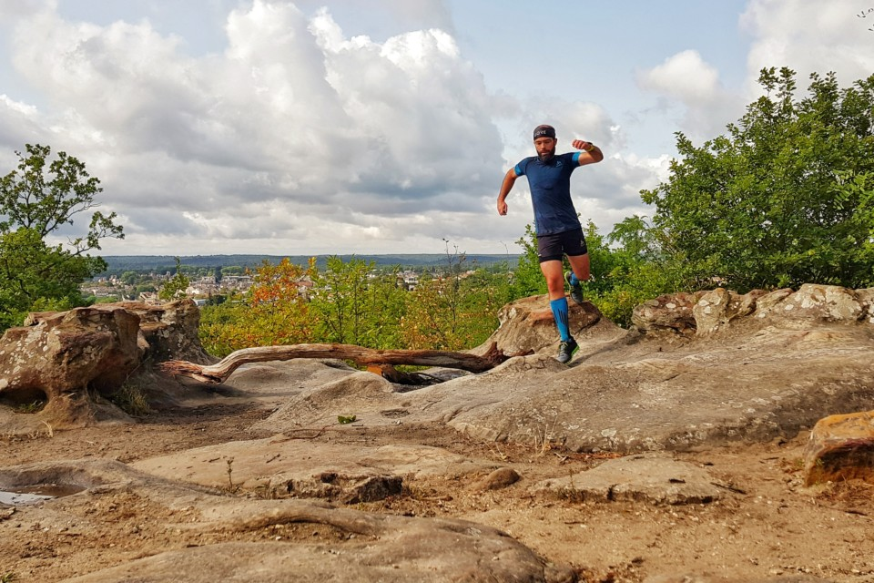 Trail Fontainebleau