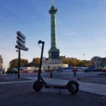 Trottinette electrique Paris Bastille