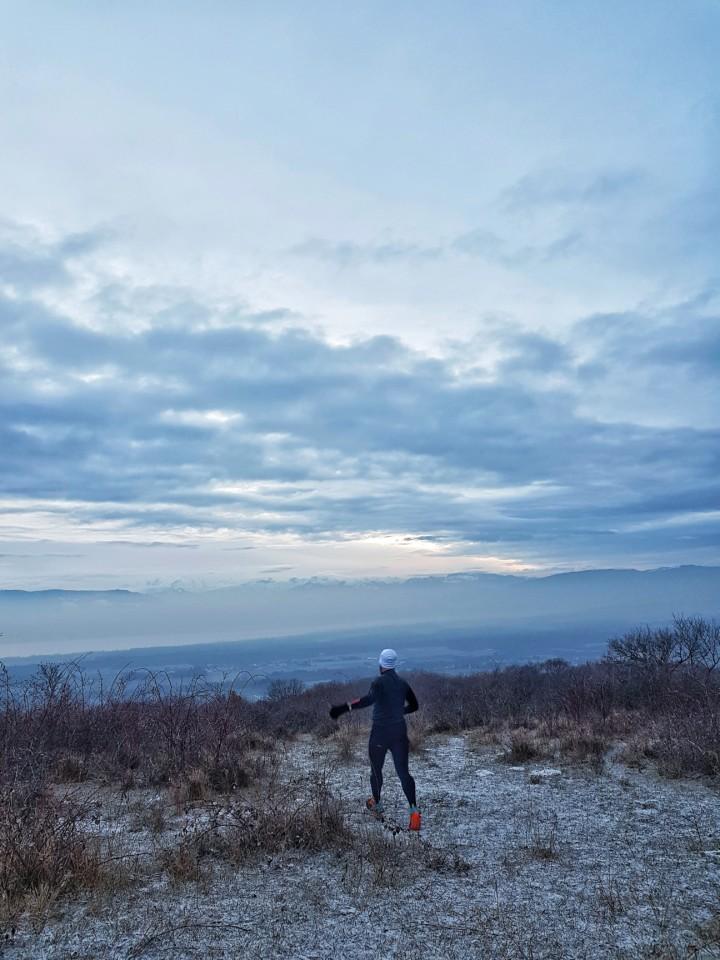 running trail divonne jura